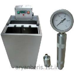 دستگاه اندازهگیری فشار بخار<