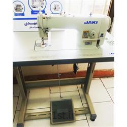 چرخ خیاطی صنعتی راسته دوز موتور سرخود جکی JR9800YT<