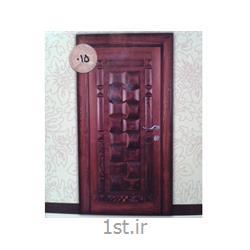 درب چوبی sgp ضد حریق مدل 015 آذین<
