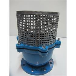 سوپاپ چدنی فلنجدار ( فوت ولو ) foot valve<