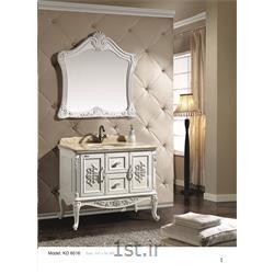 کابینت تمام pvc دستشویی و حمام مدل KD 6016<