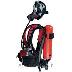 دستگاه تنفسی هوای فشرده (SCBA)<