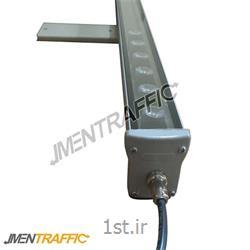 پلیس مجازی LED برقی 50 سانت دو طرفه ME-2002<