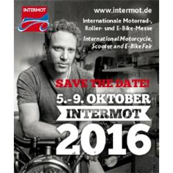 فراخوان نمایشگاه تخصصی صنعت موتور سیکلت کلن آلمان INTERMOT 2016<