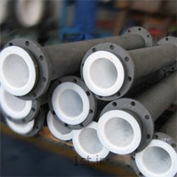 پوشش لاینینگ PTFE قطعات فولادی<