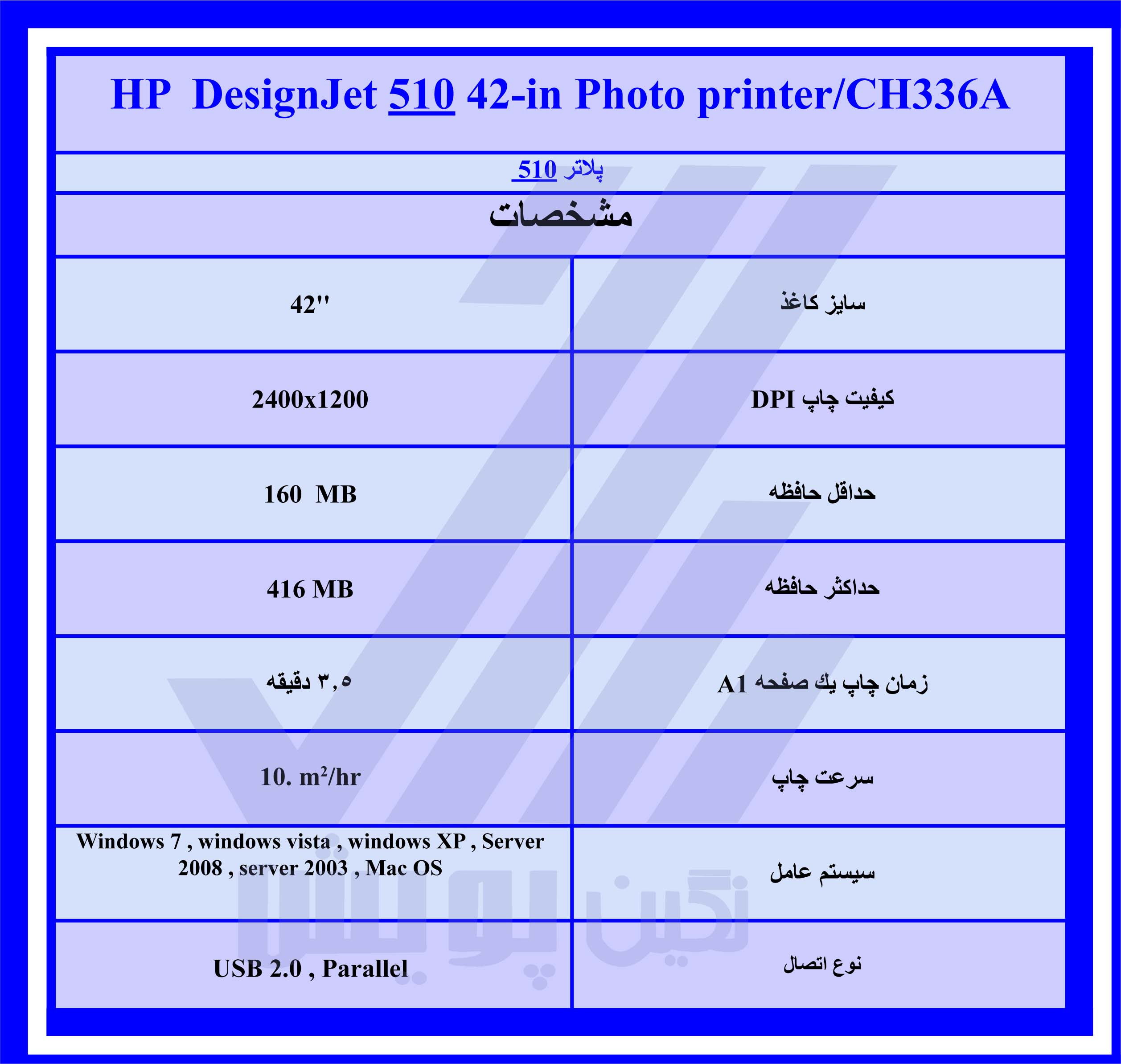 hp designjet 510 42 in printer. Black Bedroom Furniture Sets. Home Design Ideas