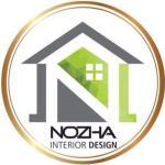 لوگو شرکت معماری و دکوراسیون داخلی نوژا