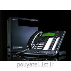 باکس سانترال پاناسونیک KX-TDA100<