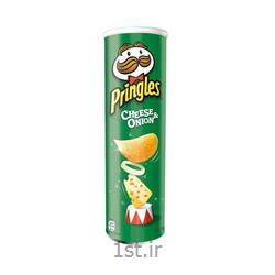 چیپس پنیر و پیاز Pringles<