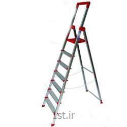 نردبان آلومنیومی یک تکه مدل بهمن<