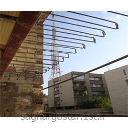 ایجاد شناژ قائم در ساختمانها<