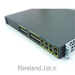 سوئیچ سیسکو - Switch Cisco - سوئیچ سیسکو WS-C2960G-24TC-L<
