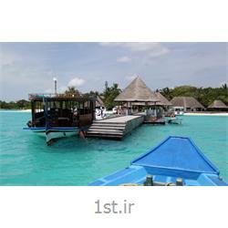 تور 7 روزه مالدیو با هتل Four Seasons Resort Maldives At Kuda Huraa<