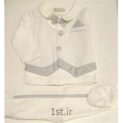 لباس نوزادی و سوریس خواب و ست حوله روزاریو rosario baby clothes<