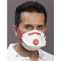 ماسک صورت مدل COBRA FOLDY FFP3/V برند EKASTU آلمان<