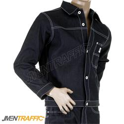 لباس کار جین GR-957<