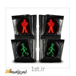 چراغ راهنمایی عابر پیاده متحرک L-005<