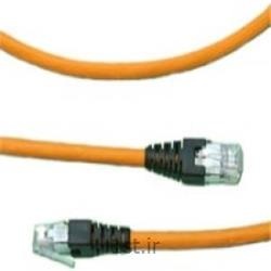 پچ کورد 3 متری شیلدار نگزنس کت 6 - Nexans patch cable cate 6 3m<