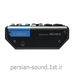 میکسر 4 کاناله صدا یاماها مدل YAMAHA MG-06<