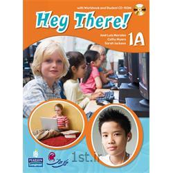 کتاب آموزش زبان Hey There! سطح 1A<