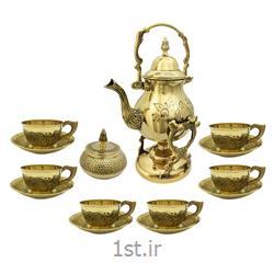 سرویس چای خوری سلطنتی ست 8 پارچه