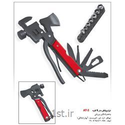 ست ابزار تبلیغاتی (ابزار چکش دار 9 کاره ) ST51