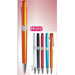 خودکار پلاستیکی تبلیغاتی در 5 رنگ مختلف