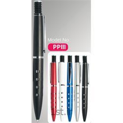 خودکار پلاستیکی تبلیغاتی در 5 رنگ متفاوت