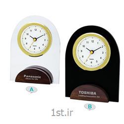 ساعت رو میزی تبلیغاتی عقربه ای(زنگ دار) DC116
