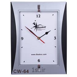 ساعت دیواری تبلیغاتی(مستطیلی) cw64