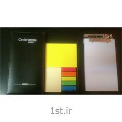 دفترچه یادداشت تبلیغاتی چرمی کلاسوری
