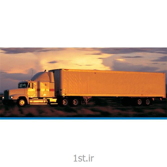 عکس باربری جاده ایحمل و نقل زمینی / جاده ای (کانتینری)