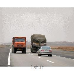 عکس باربری جاده ایحمل و نقل زمینی / جاده ای (کامیون)