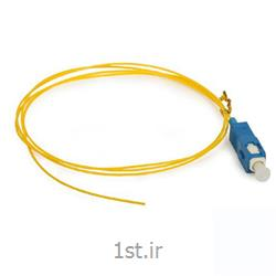 پیگتیل فیبر نوری sc سینگل مود 1.5 متری