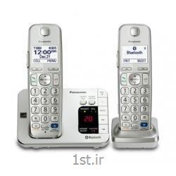 گوشی تلفن بی سیم پاناسونیک مدلKX-TGE262-263