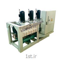 چیلر تراکمی آبی (کمپرسور اسکرال) R22 water cooled water chiller - reciprocating compressor