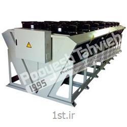 درای کولر 400 کیلو وات خنک کن هوایی مایعات صنعتی Dry cooler