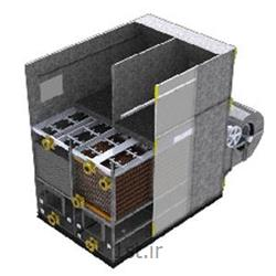 عکس برج خنک کنندهبرج خنک کن مدار بسته جریان مخالف closed circuit cooling tower - counter flow