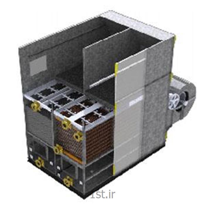 برج خنک کن مدار بسته جریان مخالف closed circuit cooling tower - counter flow