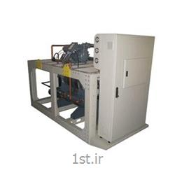 چیلر آبی (کمپرسور پیستونی) water cooled water chiller - reciprocating compressor