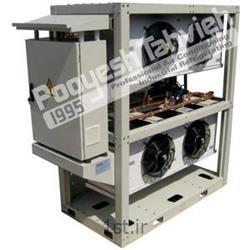 تبخیر کننده دی اکسید کربن Co2 مایع 100 کیلو گرم بر ساعت شرکت پویش تهویه - Co2 economy vaporizer