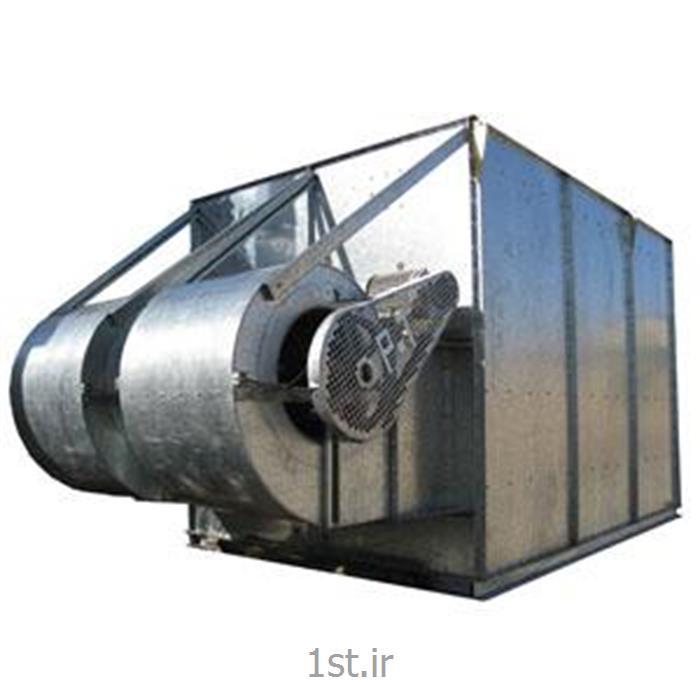 برج خنک کن گالوانیزه - مدار باز - cooling tower - counter flow