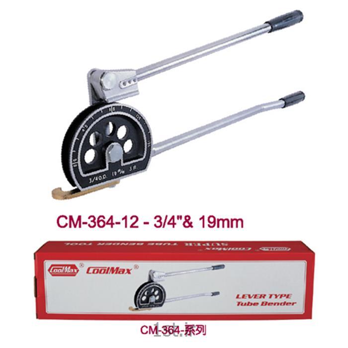 """عکس سایر ابزار های دستیلوله خم کن سایز"""" 19mm&3/4 مارک coolmax تایوان"""