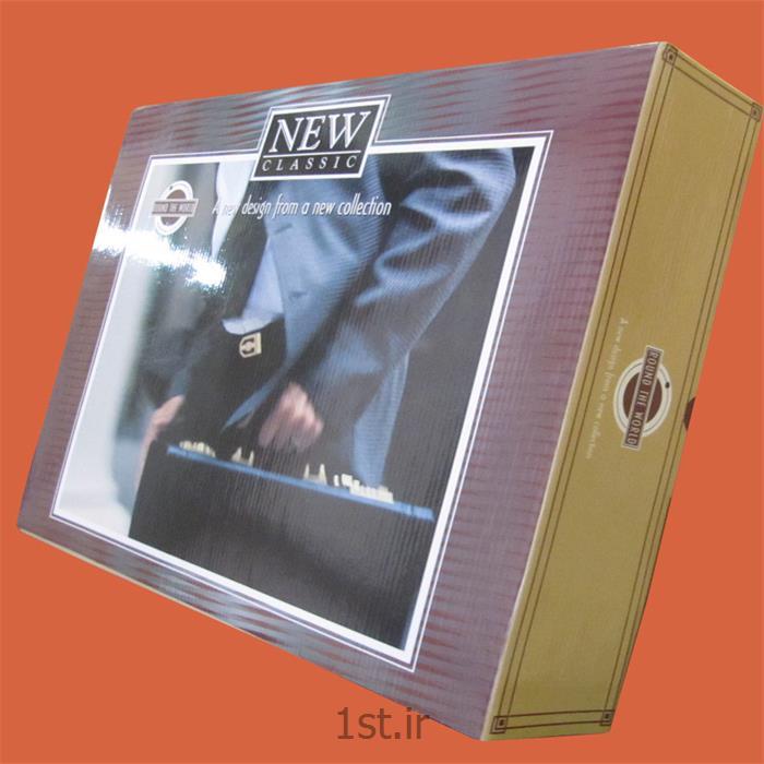 عکس جعبه بسته بندیجعبه کیف اداری کد 14