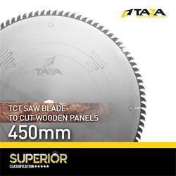 تیغ اره الماسه چوب 45 سانتی 96 دندانه سوپر
