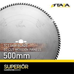 تیغ اره الماسه چوب 50 سانتی 108 دندانه سوپر
