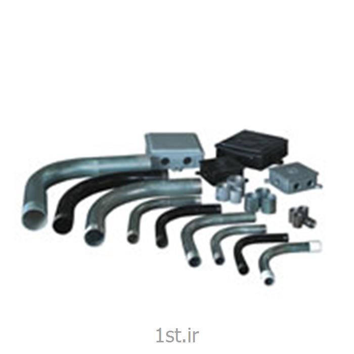 عکس سایر لوازم جانبی سیم کشیاتصالات لوله فولادی