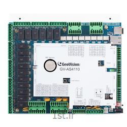 عکس سیستم کنترل ورود و خروج (سیستم حضور و غیاب)کیت کنترل کننده ژئوویژن مدل GV-AS4110