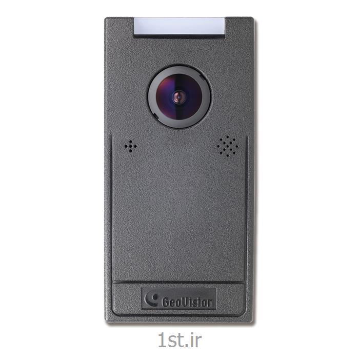 عکس کارتخوان ورود و خروج (کارت خوان حضور و غیاب)دستگاه کارت خوان و دوربین ژئوویژن Geovision CR420
