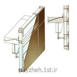 نمای بتنهای حاوی الیاف شیشه ای ( GFRC )